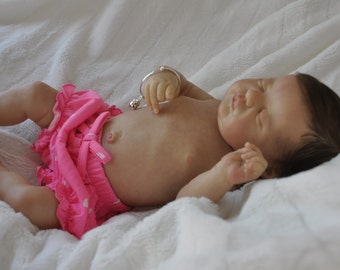 Beautiful Custom Reborn  * Americus * By Laura Lee Eagles Comes with C O A and Full Torso