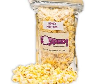 Honey Mustard Popcorn!