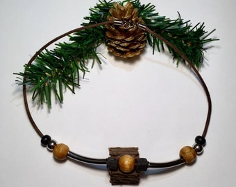 Nature man necklace