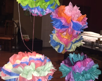 Party Pom Poms (any traditional color available)each 2.00
