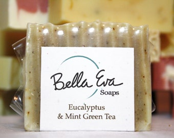 Eucalyptus & Mint Green Tea