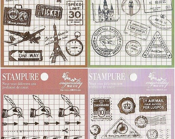 SALE! Hot Foil Stamping Planner Stickers