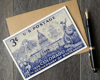 Colorado, Colorado gifts, Colorado cards, Colorado history, Colorado art, Colorado invitations, Colorado posters, Colorado prints, art print