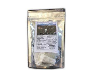 Piñon Pine Needle Tea Bags