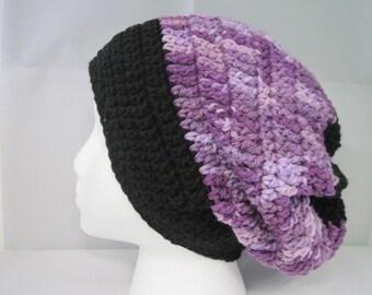 purple slouchy