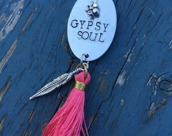 Gypsy Soul pendant