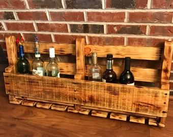 pallet wine rack wall wine rack wood wine rack rustic wine rack