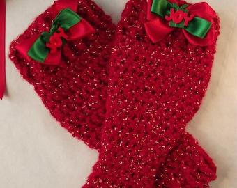 Christmas baby leg warmers, Baby girl leg warmers, baby leg warmers, baby leg warmers girl, red baby leg warmers, red glitter leg warmers