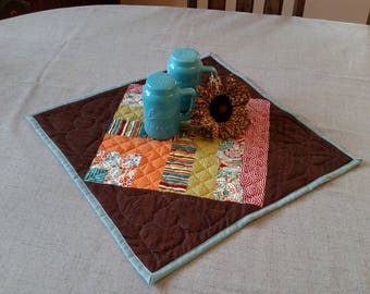 Hand Quilted Table Top Center Piece