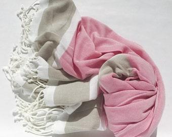 Turkish towel, Beach Towel, Peshtemal, Bath towel, Turkish Beach Towel, Turkish Bath Towel, Hammam Towel, Cotton Towel, Fouta, Pestemal