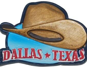Dallas Texas Cowboy Magnet