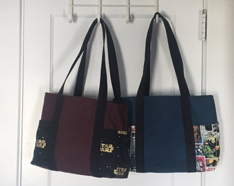 May The Force Be With These Totes