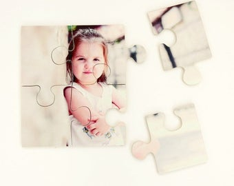 Wood Jigsaw Puzzles: Handmade and Personalized With Your Picture - Made With Birch Plywood