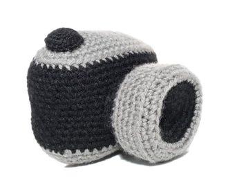 Crochet Camera Toy