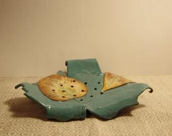 Ceramic soapbox