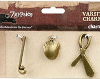 7gypsies Charms: Varsity