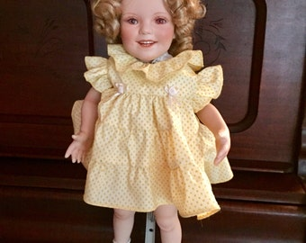 Shirley Temple Doll by Elke Hutchens