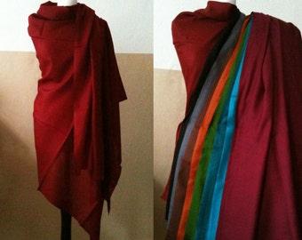 Merino Wool scarf XXL