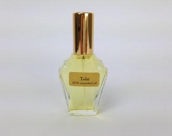 Tulsi 25% Pure Essential Oil Perfume Spray 17mL