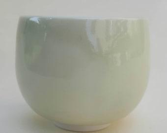 Celadon porcelain bowl.