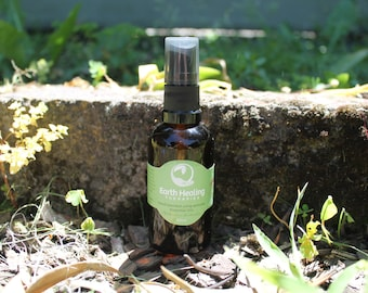 Poach aroma spray with Rose Geranium