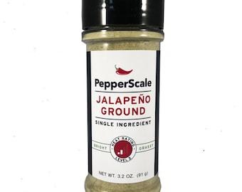 Jalapeño Powder - Ground Jalapeño