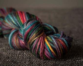 100 grams aran wool yarn in KALAMALKA