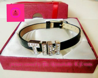 Bracelet with Customized Name