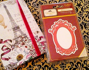 Crafter's Companion Downton Abbey Metal Cutting Templates ~Antique Frame~