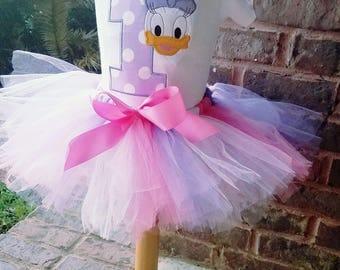 Daisy Duck Tutu Set