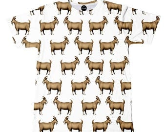 iTrendy GOAT T-shirt