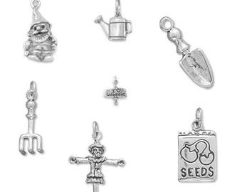 Garden Charms - 7 to choose from