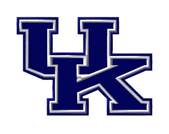 9 SIZE! Kentucky Wildcats Embroidery Designs College Football Embroidery Designs PES Digital Machine Embroidery Instant Download