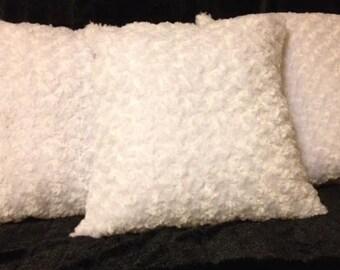 Fluffy White Pillows