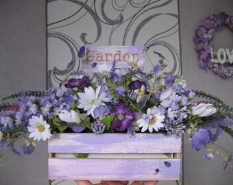 """Floral Arangement """"Provence"""""""