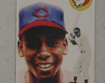1954 Topps Ernie Banks Rookie #94