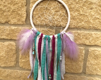 Lace Dream Catcher