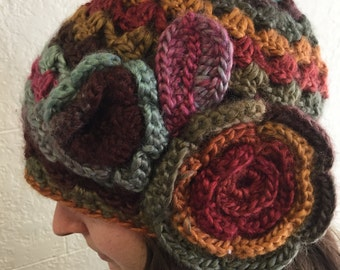 Crocheted Winter Hats