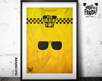 Taxi Driver - You talkin' to me? by Travis Bickle