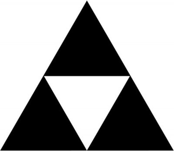Vinyl Decal Sticker - Zelda decal inspired by Zelda for Decal for Windows, Cars, Laptops, Macbook, Yeti, Coolers, Mugs etc