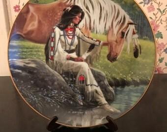 Hamilton collection princess plate
