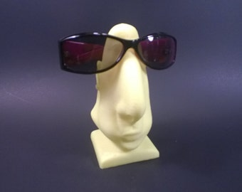 Big Nose Eyeglass Holder Figurine