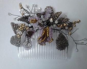 Bride Hair accesorises.