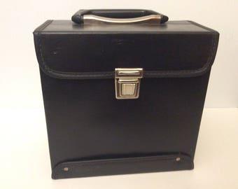 Storage for vinyl 45 rpm box