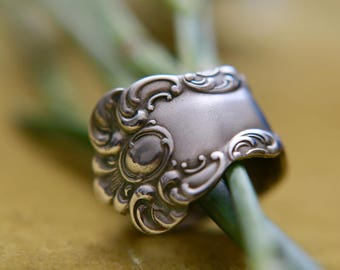 Rally Spoon Ring