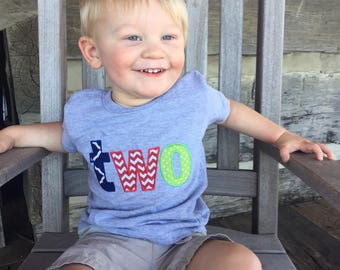 Two Year old birthday shirt, Number Two shirt, 2 shirt, 2 year old birthday shirt, two birthday shirt, 2 birthday shirt, 2nd birthday shirt