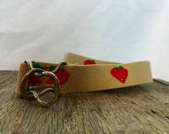 Strawberry Belt //