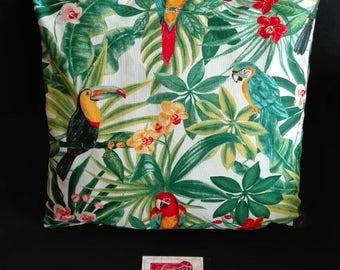 Tropical cushion Urban Jungle