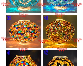 Customize Your Lamps With From Our Globe Collections
