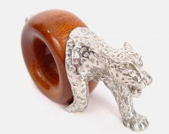 Leopard Napkin Ring